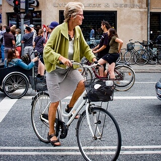 Cycle Chic - Copenhagen